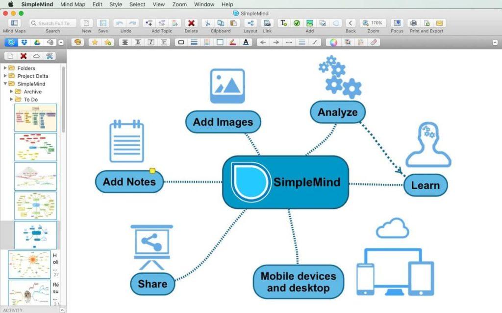 como hacer mapas conceptuales en 5 pasos