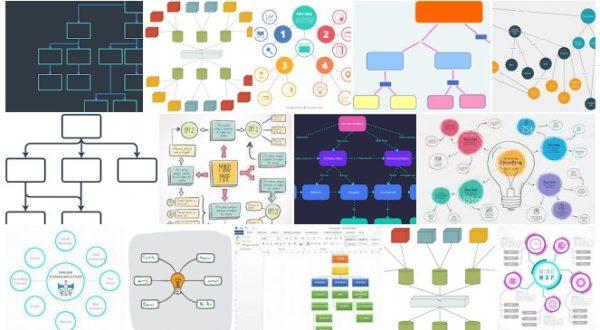 plantillas para mapas conceptuales
